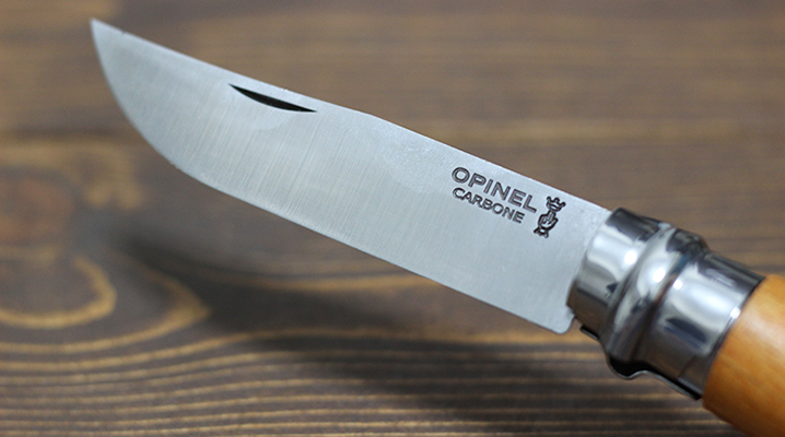 OPINEL9 カーボン - 歯