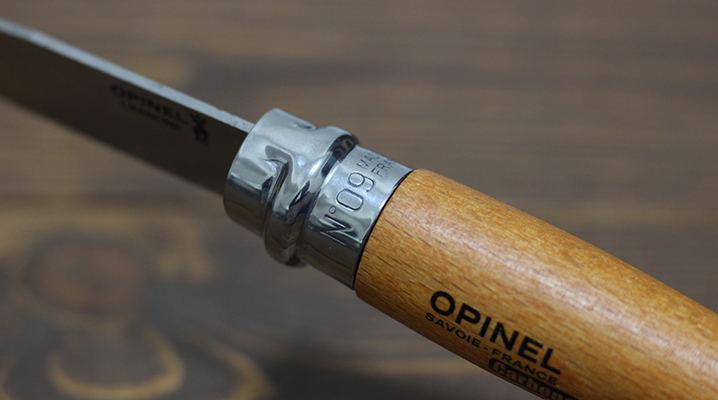 OPINEL9 カーボン - 番号