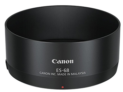 Canon レンズフード ES-68