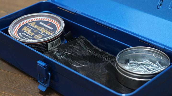 容量 - トラスコ中山の山型ツールボックス