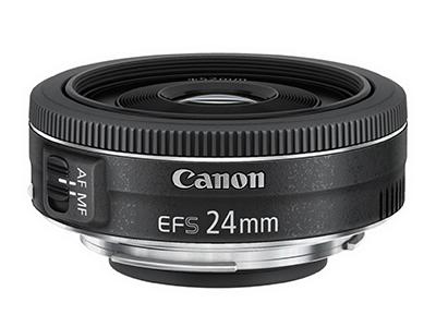 Canon EF-S24mm F2.8 STM - EOS Kiss x7におすすめの広角レンズ