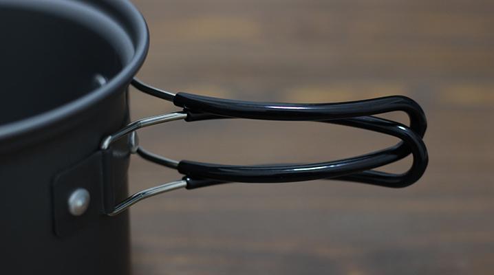 クッカーの持ち手 - SOTOクッカーコンボ