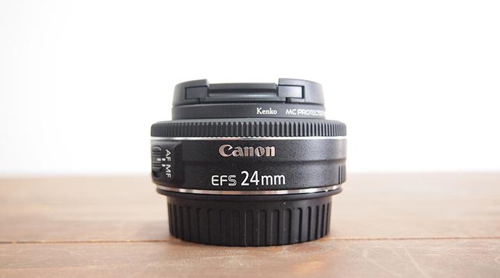 サイズ感 - EF-S24mmF2.8STM