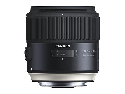 TAMRON SP35mm F1.8 Di VC