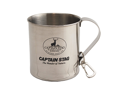 CAPTAIN STAG レジェルテ ステンレス 300ml